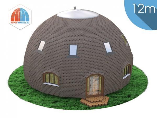 комплект конструктор купольного дома канзаши